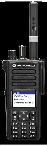 XPR 7550 Radio
