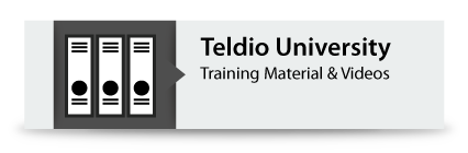 Dealer Portal Teldio University
